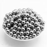 Pack 1000 Neutral 7mmSSBallBearings1000 G100 Grade Stainless 7mm Ball Bearings